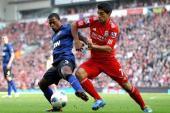 Luis Suarez rules out Liverpool exit