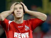 Podolski admits future unclear