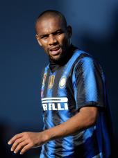 Maicon wants to stay at Roma