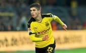 Christian Pulisic rubbishes Liverpool links