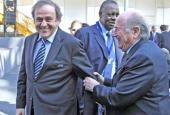 Sepp Blatter rules out quitting FIFA