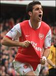 Cesc wants Villa at Arsenal