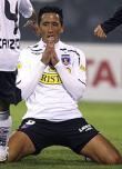 Man City target Lucas Barrios